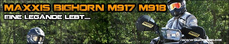 Maxxis Bighorn M917 M918 der ATV Reifen und Quad Reifen