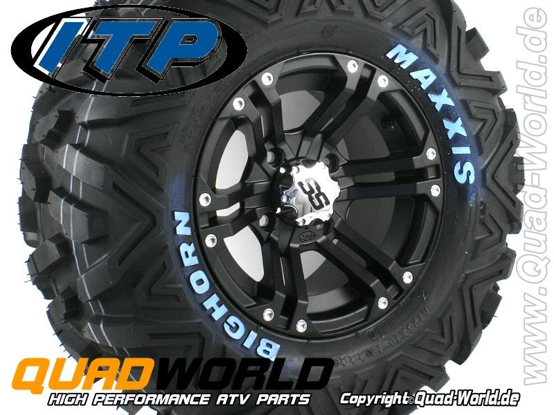 ITP Felgen SS212 BLACK