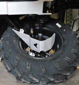 Pro Armor ProArmor Rear A-Arms Skid Plate Unterfahrschutz für CAN AM Outlander 400-500 650 & 800