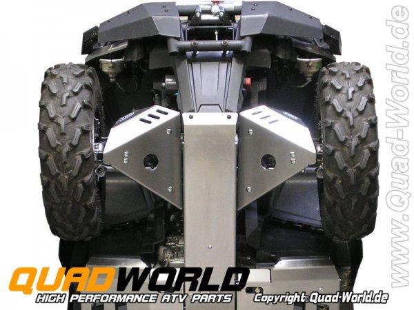 CRD A-Arm Protektoren Pro Rider Unterfahrschutz vorne Can Am Outlander 1000 MAX XT XC