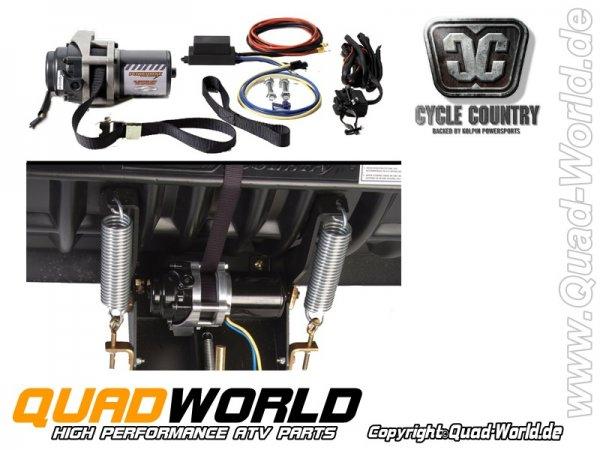 Schneeschildheber Lift Kit für Schneeschild Seilwinde ATV Cycle Country