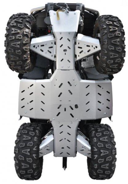 Unterfahrschutz Kit für CF MOTO 850 Lang