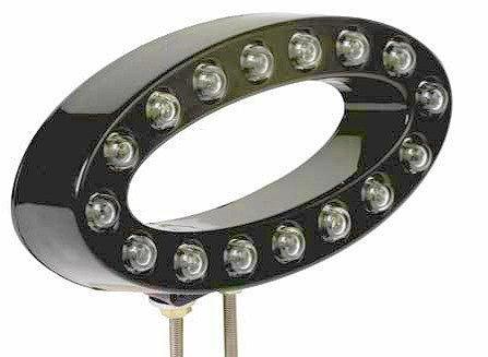 LED Rücklicht MEMPHIS schwarz
