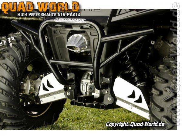 Pro Armor ProArmor Rear tbumper Black Polaris RZR (S)