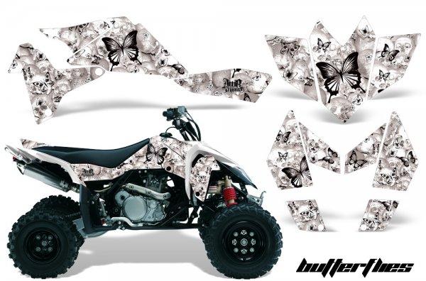 Grafik Kit Dekor Butterfly Suzuki LTR 450 Quad ATV Graphic Kit