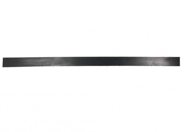 Verschleißleiste Gummischürfleiste für Schneeschilder bis 150cm inkl. Schrauben M8