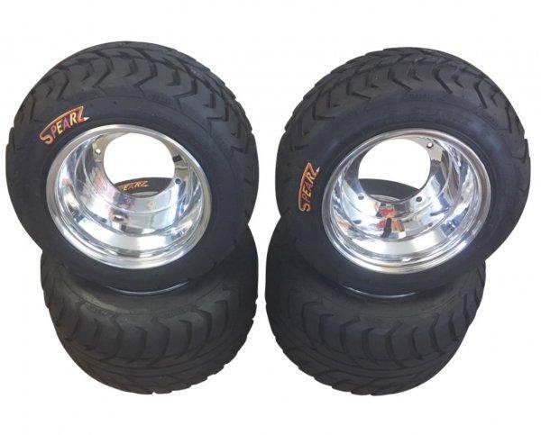 Kompletträdersatz Radsatz Maxxis Spearz 195/225 Reifen Teilegutachten Adly Beeline Online