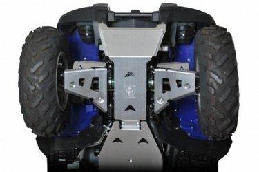 Pro Armor ProArmor Front A-Arms Skid Plate Unterfahrschutz für Yamaha 700 Grizzly YFM700FWA