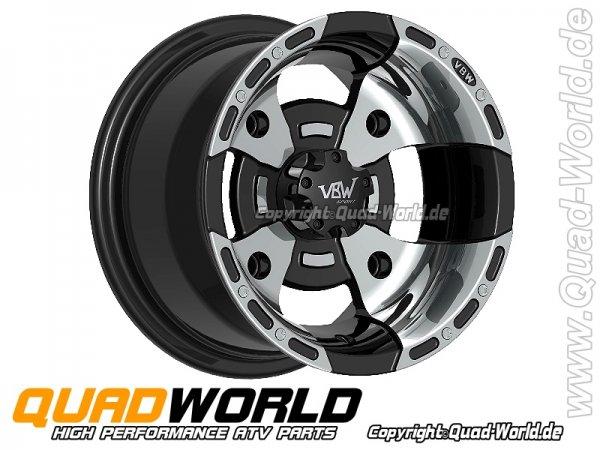 VBW-Sport Quad Felge Silber 10x6 3+3 4/144