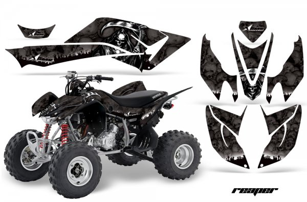 Grafik Kit Dekor Reaper Honda TRX 400EX 08-11 Quad ATV Graphic Kit