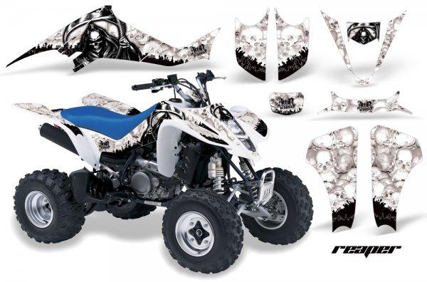 Grafik Kit Dekor Reaper Suzuki LTZ 400 04-08 Quad ATV Graphic Kit