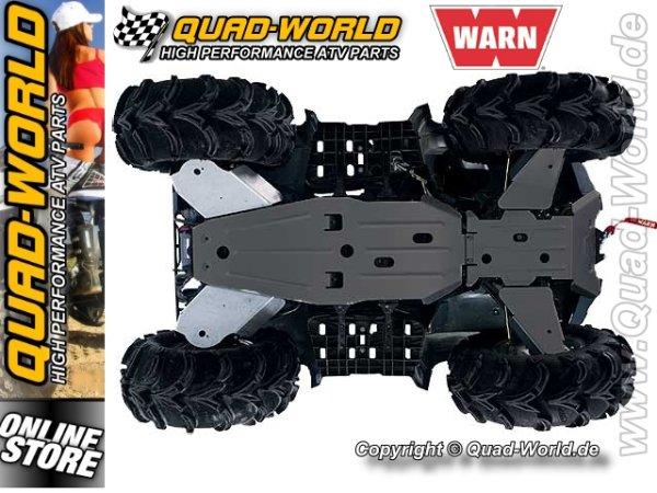 WARN Rear A-Arm Unterfahrschutz für Suzuki King Quad 700