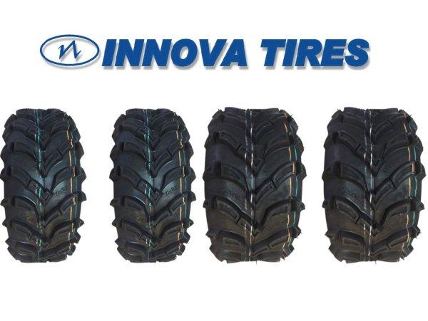1 Satz Quad ATV Reifen 25x8-12 35L (185/88-12) + 25x10-12 45L (270/60-12) Innova IA-8004 IA-8004