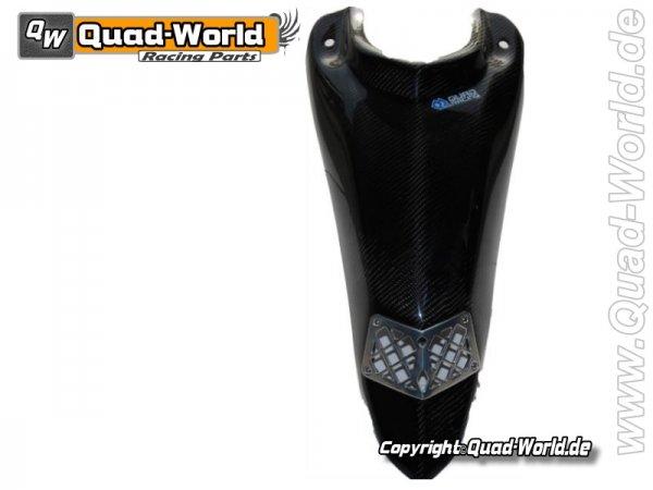 Quad Sport Front Maske Racing Hood Carbon Look für Yamaha YFZ 450