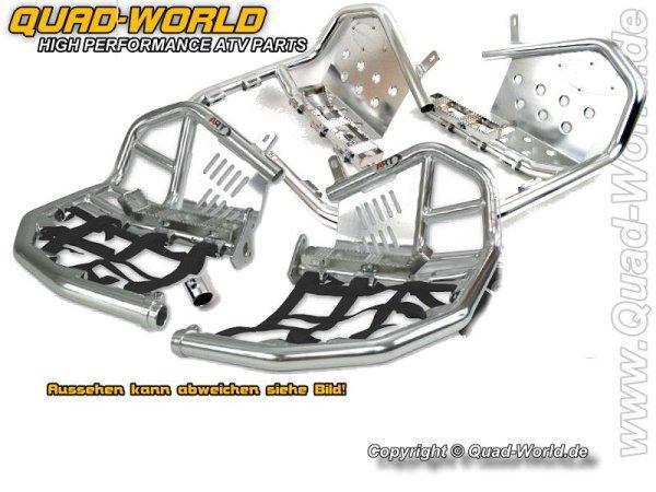 ART Heelguard Nerfbar Pro Racer SUZUKI LTR 450 06-07