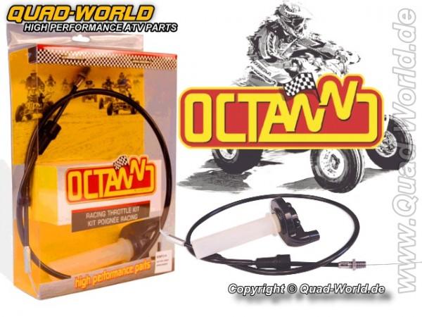 OCTANN Drehgaskit SET Yamaha YFM 400 FHN/FN/HN/N 01