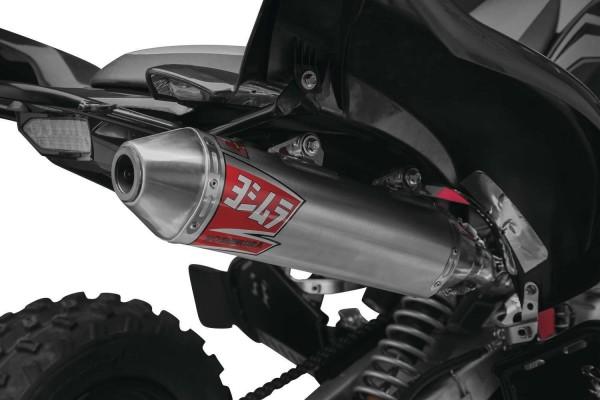 Yoshimura Auspuff Komplettanlage RS2 Edelstahl Yamaha YFM 700R 15-17