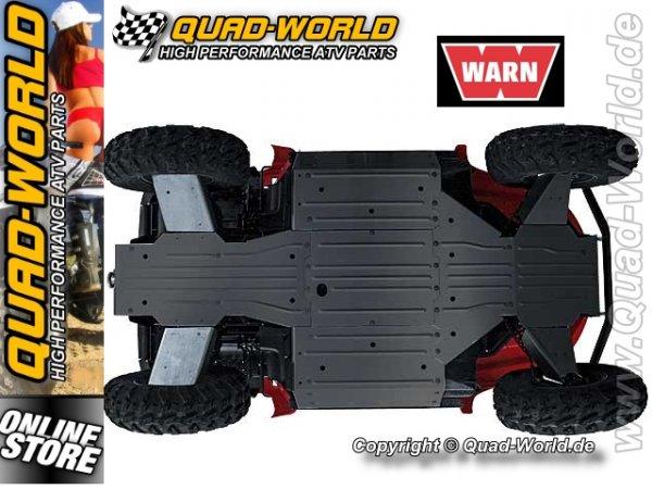 WARN Rear A-Arm Unterfahrschutz für Polaris RZR Ranger