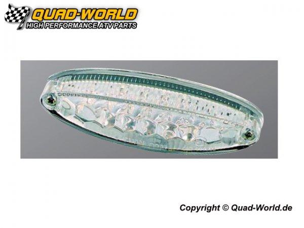 LED Rücklicht Stinger Glas transparent ohne N.