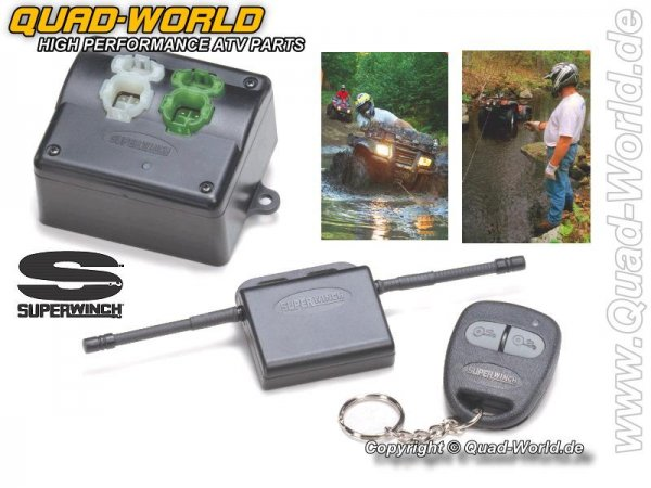 Superwinch Funkvernbedienung für ATV 3000 u. T2000 Winde