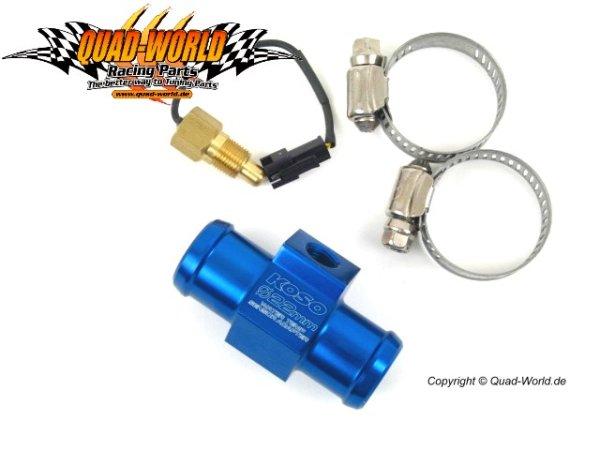 Koso Wassertemperatur Adapter Durchmesser 26mm