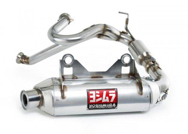 YOSHIMURA 3/4 Edelstahl nur Endtopf USA RS8 Can Am COMMANDER 1000 11-13