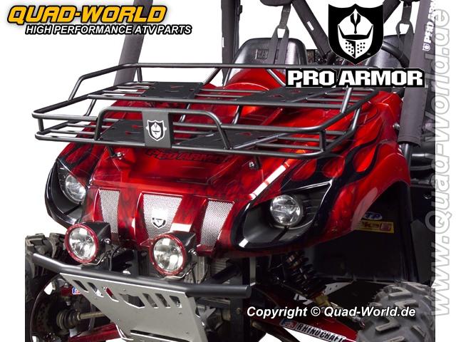 Pro Armor HOOD RACK SAFARI STYL für Yamaha Rhino