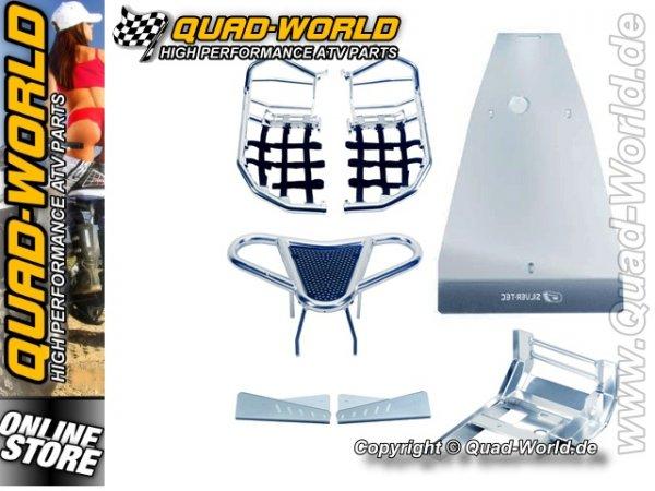 Unterfahrschutz Kit Silver Tec AAP+RSP+ESP+NB+FB ver. Fahrzeuge