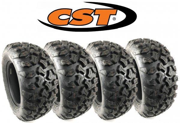4x ATV Reifen CST Dingo 27x9-14 und 27x11-14 Mischreifen Satz ANGEBOT