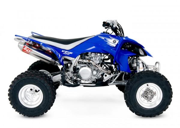 YOSHIMURA Komplettanlage USA RS2 EDELSTAHL Yamaha YFZ 450 04-14