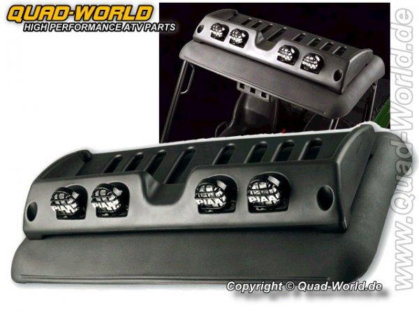 Dachaufsatz für Scheinwerfer Yamaha Rhino