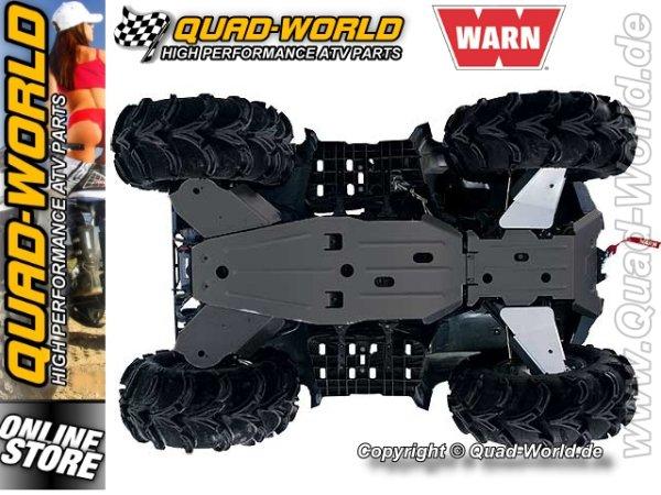 WARN Front A-Arm Unterfahrschutz für Suzuki King Quad 700
