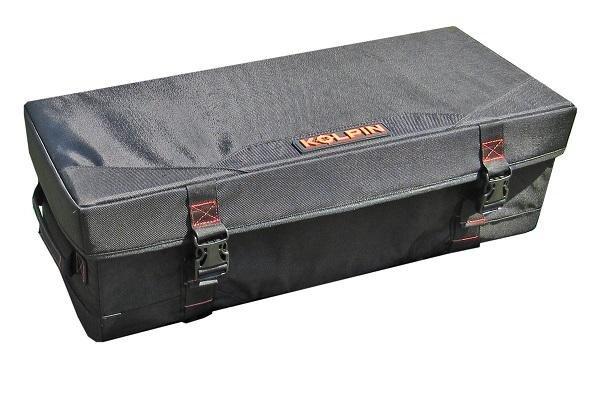 KOLPIN Guardian Quad ATV UTV Storage Box Koffer Semi-rigid Black 40L