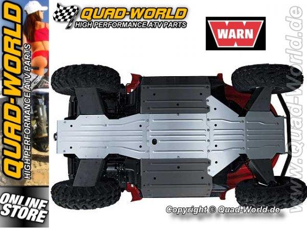 WARN Motor Unterfahrschutz für Polaris RZR Ranger