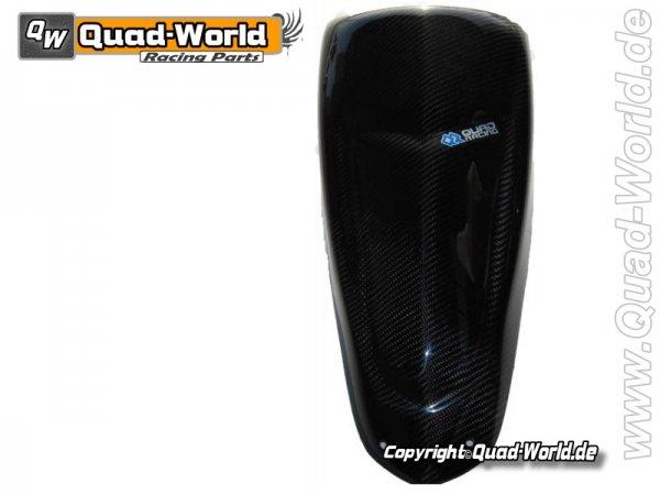 Quad Sport Front Maske Racing Hood Carbon Look für Suzuki LTZ 400 -08