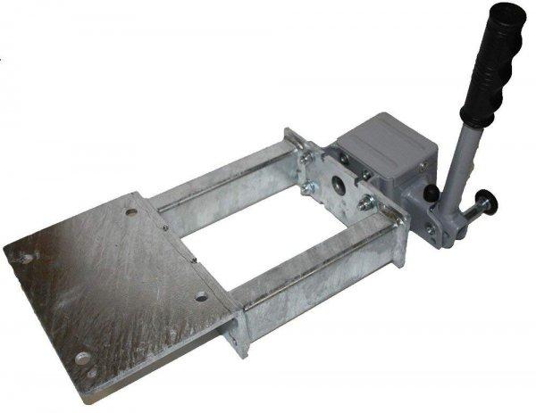 Kugelkopfhalterung für Streuer KS 40 WD