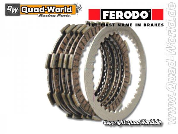 FERODO Kupplungsscheiben Satz Suzuki LTZ 400