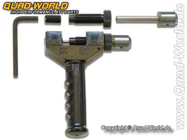 Ketten Trenn und Vernietwerkzeug für Teilung 520-525-530-532