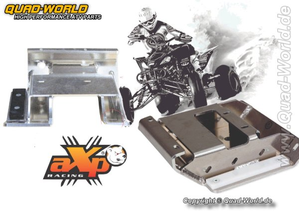 AXP Skidplate Schwingenschutz Triton BAJA 300 07- 4mm