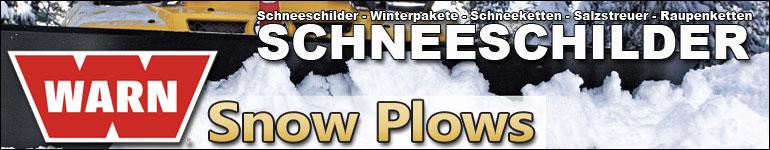 Quad_ATV_Schneeschild_Schneeschieber_Salzstreuer