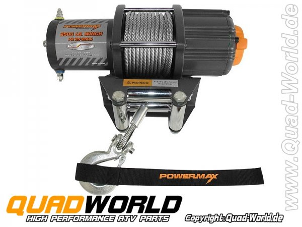 Seilwinde ATV Cycle Country Power Max 2500 1100Kg