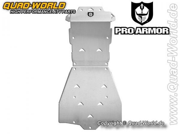 Pro Armor Front und Middle Unterfahrschutz für Yamaha Rhino