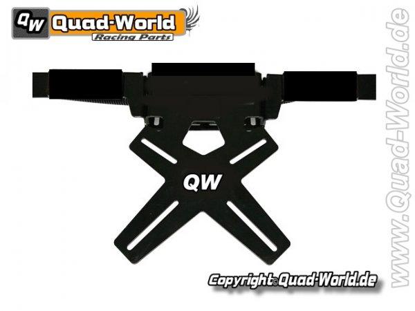 Universal Heckträger für ATVs und Quads ohne Beleuchtung
