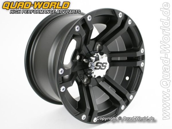 ITP Felge Type SS212 Black 14x6 4/115 4+2