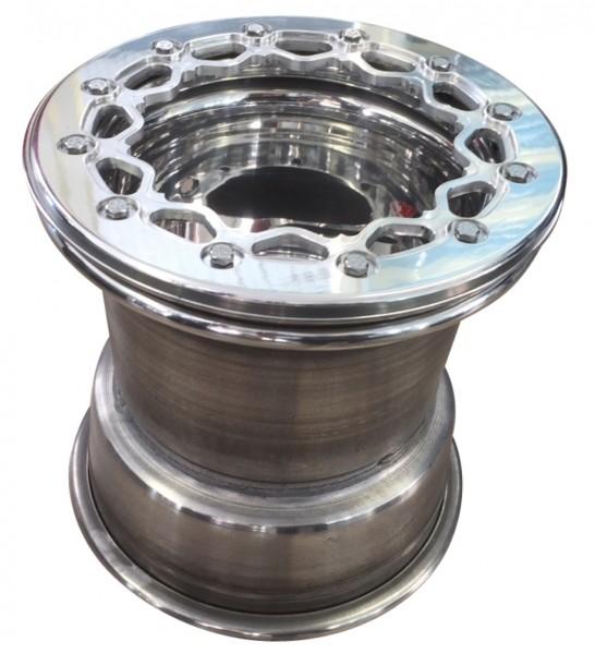 Silver Dream II Bead Lock Ring Farbe Silber