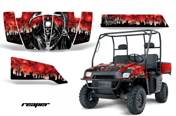 Grafik Kit Dekor Reaper Polaris Ranger 500/700 XP 05-08 UTV Graphic Kit