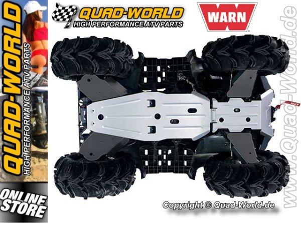 WARN Motor Unterfahrschutz für Yamaha Grizzly 700