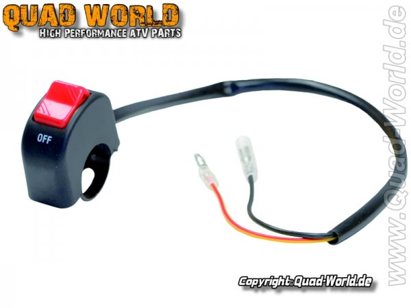 Schalter für X1 Ellipsoid Scheinwerfer 1 Stück
