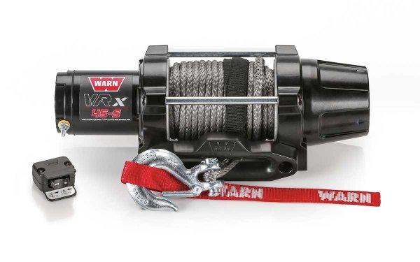 WARN VRX 45-S Seilwinde 2041 KG ZUGKRAFT 15.2m SYNTHETIK SEIL