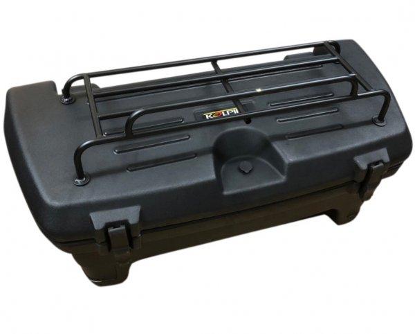 Kolpin Quad ATV Koffer Tranport Box Luggage abschließbar + Gepäckträger